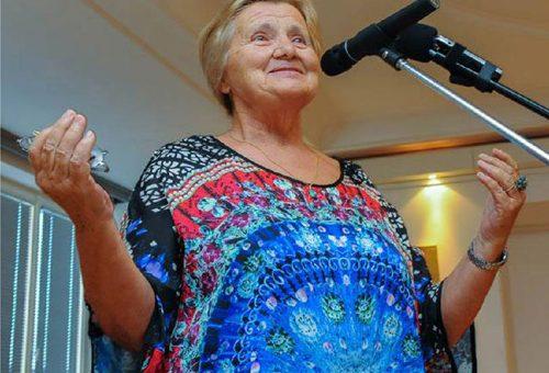 INVITATION: A poetry book by Cilka Žagar launch
